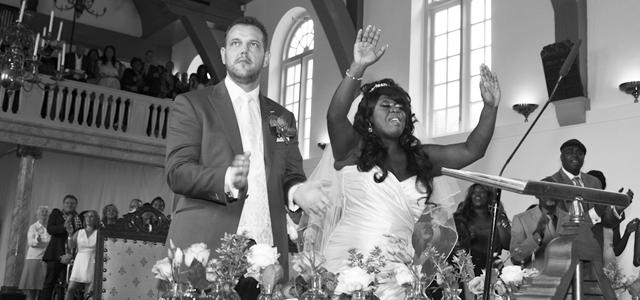 031 Kerkelijk huwelijk
